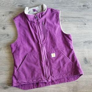 Carhartt Vest Women's Large